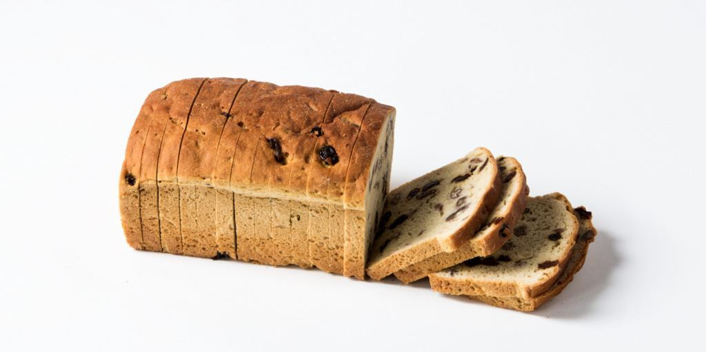 Picture of Raisin Pecan Gluten Free Loaf
