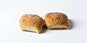 Picture of White Sandwich Square Sesame