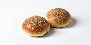 Picture of Brioche Hamburger Medium Sesame