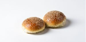 Picture of Brioche Hamburger Pepper Sesame