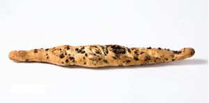 Picture of Eli's Baguette Black Olive