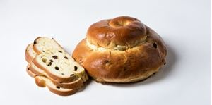 Picture of Challah Round Raisin