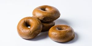 Picture of Bagels Whole Wheat