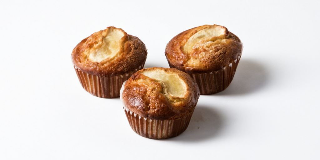 Picture of Muffin Apple Compote