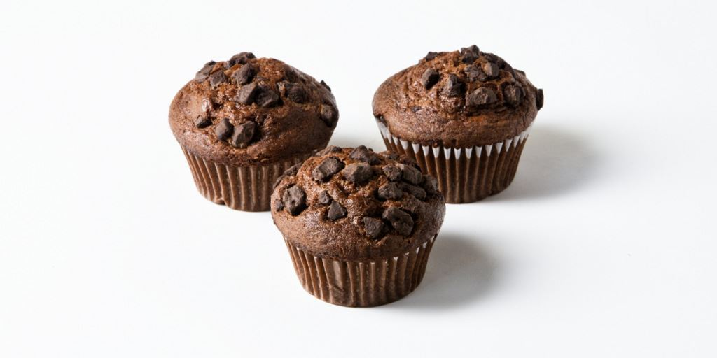 Picture of Muffin Banana Chocolate Chip