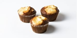 Picture of Muffin Carrot Cream Cheese