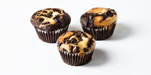 Picture of Muffin Chocolate Cream Cheese