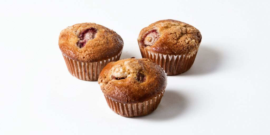 Picture of Muffin LoFat Strawberry