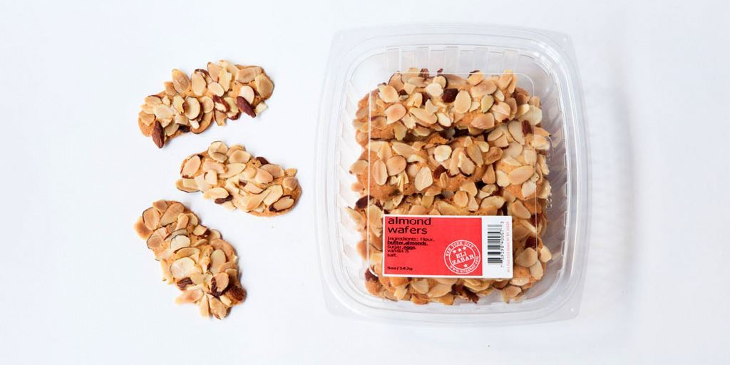 Picture of Cookie Almond Wafer