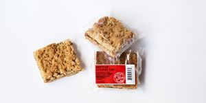 Picture of Square Apricot Crumb Individual