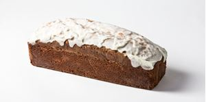 Picture of Pound Cake Orange Iced Loaf