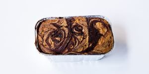 Picture of Pound Cake Marble Chocolate 9oz