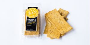 Picture of Thin Bread Sesame
