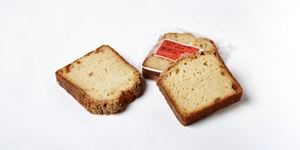 Picture of Pound Cake Apple Crumb Slice
