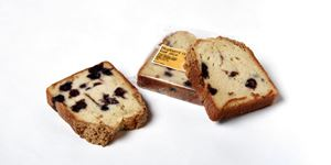 Picture of Pound Cake Blueberry Slice