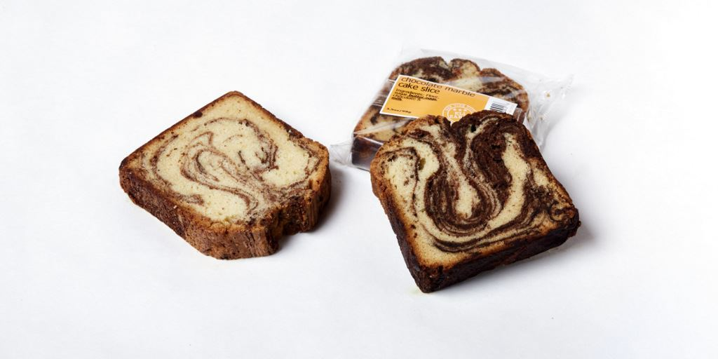 Pound Cake Marble Chocolate Slice Eli S Bread Eli