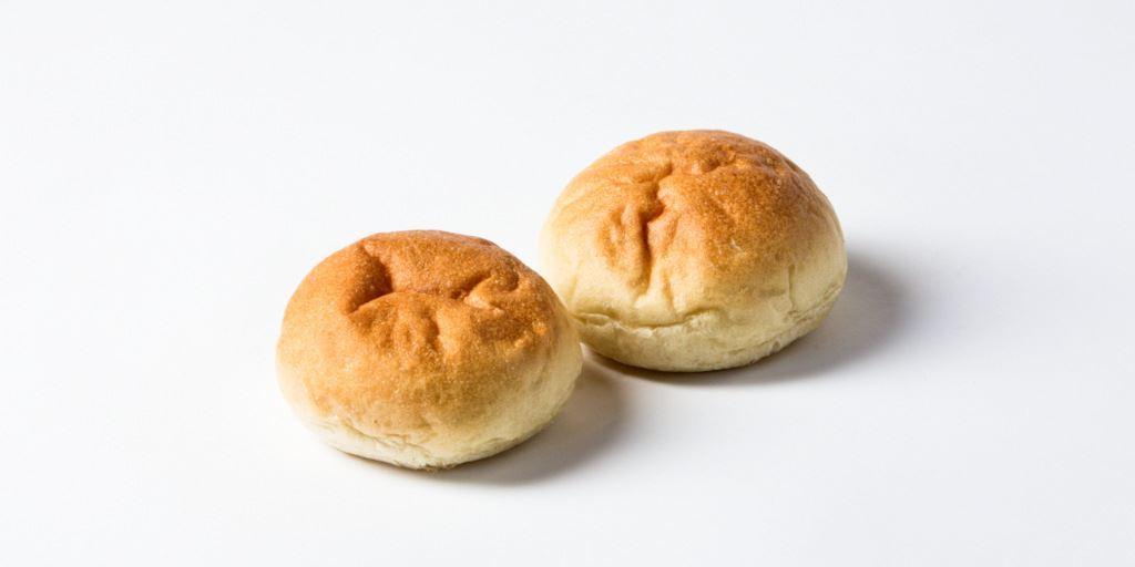 Picture of White Sandwich Round