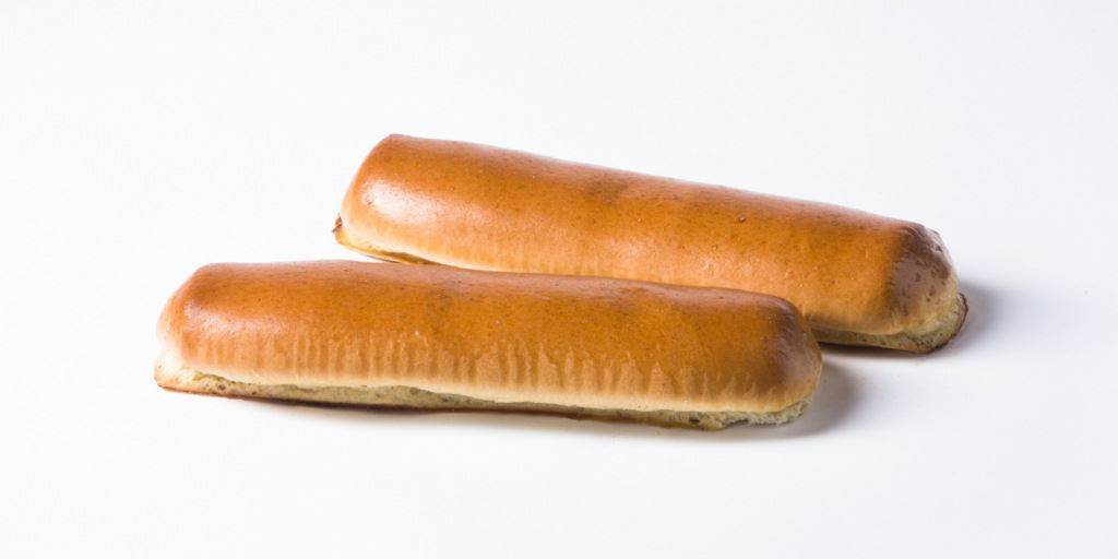 Picture of Brioche Hot Dog Rolls
