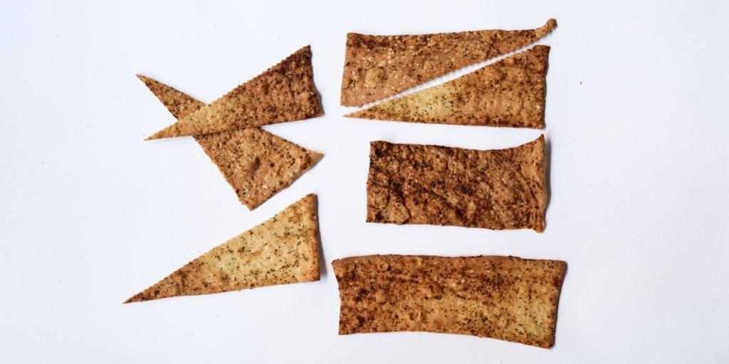 Picture of Lavash Triangles