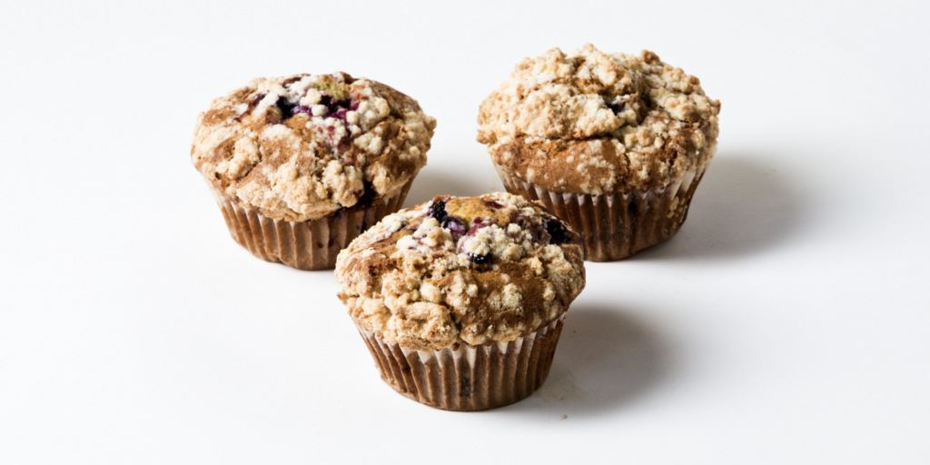 Picture of Muffin Bluberry Crumb
