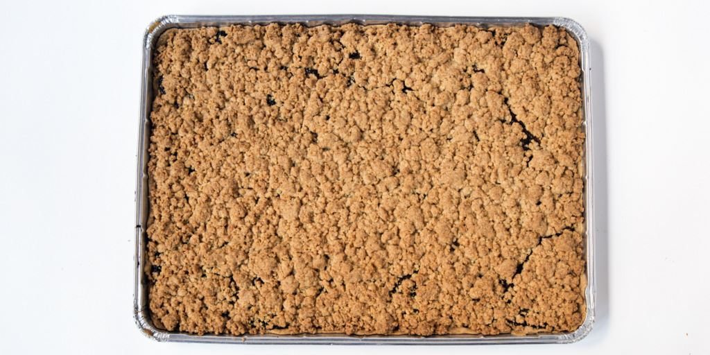 Picture of Square Apricot Crumb Sheet