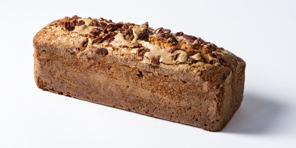 Picture of Pound Cake Sour Cream Pecan Loaf