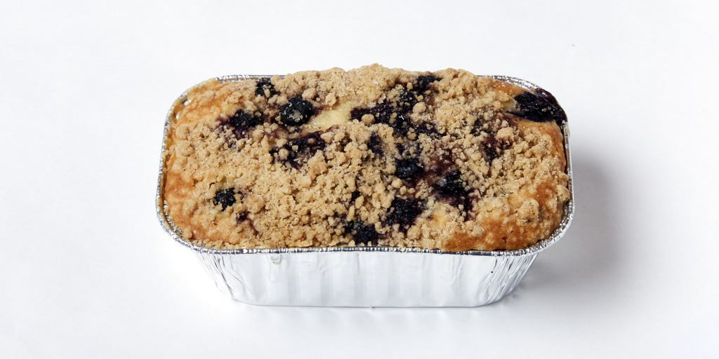 Picture of Pound Cake Blueberry 9oz